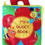 หนังสือฝึกทักษะ My Quiet Book
