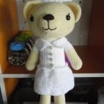 น้องหมีพยาบาล 12 นิ้ว