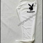 กางเกงขายาว PB สีขาว