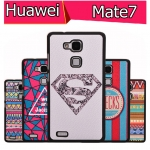 เคสHuawei Ascend Mate7 - Cartoon hard Case#2 [Pre-Order]