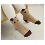 ถุงเท้าเด็กข้อยาวลายน้องหมี