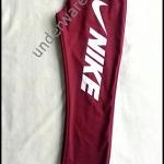 กางเกงขายาว สีเลือดหมู