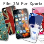 Film3M สำหรับ Sony Xperia Z L36H [Pre-Order]