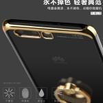 เคสมือถือ Huawei P10 เคสแข็งขอบทอง XUNDD เกรดพรีเมี่ยม (พรีออเดอร์)