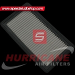 กรองอากาศ สแตนเลส Hurricane Honda Accord 3.0L (03-07) G7