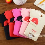 OPPO Find Way S -Kitty Silicone Case[Pre-Order]