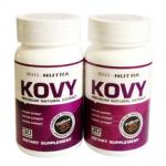 (2ปุก/สำหรับ1เดือน) อาหารเสริมลดน้ำหนัก KOVY ™ (โควี่) สูตรลดน้ำหนัก ช่วยลดหิว ทำให้ทานได้น้อยลงในมื้อนั้นๆ พร้อมเร่งเผาผลาญไขมันทั้งเก่าและใหม่ แก้ปัญหาตรงจุด สาวที่อ้วนเพราะกินเก่งต้องลอง !!