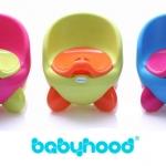กระโถนนั่งทรงไข่ Baby hood