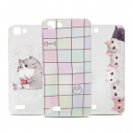 เคส Vivo Y35 - Cartoon Silicone Case [Pre-Order]