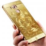 เคสมือถือ Huawei Mate9 - เคสโลหะ สกัดลายกราฟฟิค [Pre-Order]