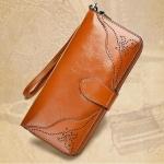 กระเป๋าสตางค์ผู้หญิง Difenise No.4 (หนังแท้)