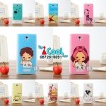 OPPO Find Way S -Cartoon Art Hard Case[Pre-Order]