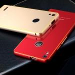 Huawei Ascend P6 - Metalic Case ขลิบทอง [Pre-Order]