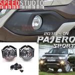ไฟตัดหมอก สปอร์ทไลท์ Mitsubishi Pajero Sport 2015 - 2016