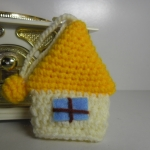 ที่ครอบกุญแจรูปบ้าน