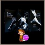 ชุด ฟิฟตี้ เชดส์ Fifty Shades Trilogy อี แอล เจมส์ (E L James) Rose Publishing