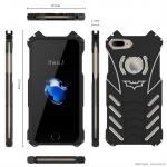 เคสมือถือ iPhone7Plus-- เคสโลหะประกอบ The Dark Knight [Pre-Order]
