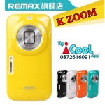 เคส Samsung K Zoom - Remax Jelly Case [Pre-Order]