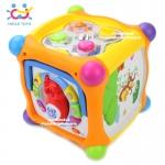 กล่องกิจกรรม Huile Toys Magic Cube Box