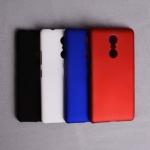 เคสมือถือ Lenovo K6 Note - เคสแข็งสีล้วน [Pre-Order]