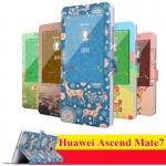 Huawei Ascend Mate7 - Cartoon Diary Case [Pre-Order]