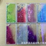 เคส Huawei Ascend P8 - เคสกากเพชรทรายดูด [Pre-Order]