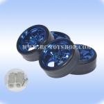 แม็กแต่งTE37ดิฟ(สีฟ้า)