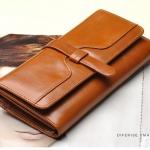 กระเป๋าสตางค์ผู้หญิง Difenise No.2 (หนังแท้)