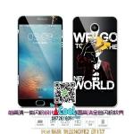 ฟิล์มนิรภัย Meizu M2 Note -ฟิล์มกระจกพิมพ์ลายการ์ตูน แถมเคสฟรี [Pre-Order]