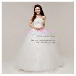 b-0105 ชุดวิวาห์เจ้าสาว สวยดั่งเจ้าหญิงเกาหลี สวยหวานจับใจ!!