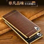 เคสมือถือ Huawei Y6II -เคสTPUลายเรียบหรู [Pre-Order]