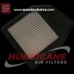 กรองอากาศ สแตนเลส Hurricane Honda Accord G8 2.4L (08-12)