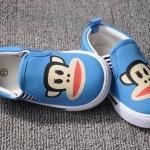 พร้อมส่งค่ะ รองเท้าเด็ก Paul Frank งานสวยมากค่ะ เหลือไซส์ 13.5 cm. ไซส์ตามความยาวเท้าค่ะ