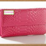กระเป๋าสตางค์สีชมพู Bag150