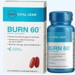 ยี่ห้อดัง GNC Burn60 (เบิร์น60) อาหารเสริมลดน้ำหนัก เพิ่มเผาผลาญได้อีก60% มีผลศึกษาทางคลีนิกรองรับ ที่ช็อปในไทยไม่มีขายนะคะ