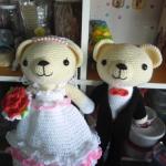 คู่แต่งงาน 12 นิ้ว