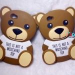 เคสVivoX5 Pro -Bear Silicone Case [Pre-order]