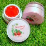 **พร้อมส่ง**Strawberry 3in1 Day White Serum