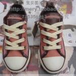 ❤❤S38 : รองเท้าผ้าใบ คอนเวิร์ส เด็ก(Converse)❤❤