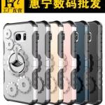 เคสมือถือ Samsung J7 Prime เคสกัันกระแทกมีที่เกาะนิ้ว [Pre-Order]
