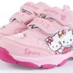 พร้อมส่งค่ะ รองเท้า Hello Kitty น่ารักมากค่ะ มีไฟสามสีด้วย เวลาเด็กๆ เดิน งานสวยมากค่ะ เหลือไซส์ 27/28/30/32