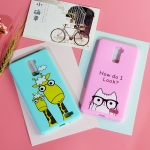 เคส Oppo R7 Plus - Cartoon Silicone case#1 [Pre-Order]