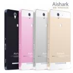 Sony Xperia C3-เคสโลหะ Aishark Metal Case [Pre-Order]