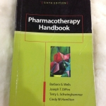 Pharmacotherapy Handbook Sixth Edition