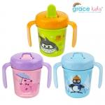 ถ้วยหัดดื่ม 7 ออนซ์ Grace kids