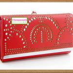 กระเป๋าสตางค์สีแดง Bag145