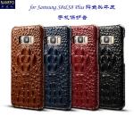 เคสมือถือ Samsung Galaxy S8 เคสแข็งหนังจระเข้ [Pre-Order]