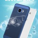 เคสมือถือ Samsung C5 pro เคสซิลิโคนแข็งมีช่องระบายอากาศ [Pre-Order]