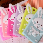 Oppo Find 5 Mini -Rabbit silicone Case  [Pre-Order]