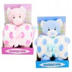 เซตผ้าห่มพร้อมตุ๊กตาหมี Snuggle Baby